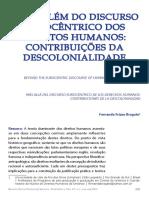 Descolonizar Direitos Humanos