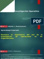 Investigación Operativa Clase 24.08.2018