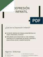 Depresión infantil CONFERENCIA