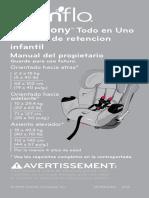 Manual Silla Symphony