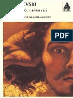 L'idiot - Dostoïevski Fédor [trad. Markowicz].pdf