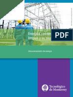 Practica Energías convencionales, limpias y su tecnología