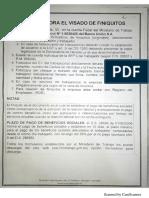 Requisitos para el procedimiento laboral en bolivia