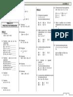 ALG 2° - 07 - Práctica Factorizacion