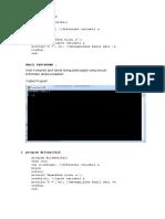 Program Aritmatika1