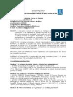1 Programa História do Brasil II.doc