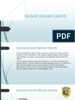 Dasar-dasar Desain Grafis