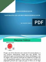 345885480-1-Naturaleza-de-Los-Recursos-Hidraulicos.pptx