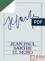 El muro - Jean-Paul Sartre.epub