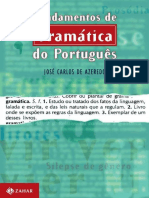 Fundamentos de Gramatica Do Por - Jose Carlos de Azeredo