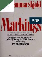 Dag Hammarskjöld - Markings (1985, Ballantine Books).pdf
