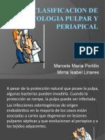 Clasificacion de Patologia Pulpar y Periapical