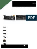 EasyTouch™ 630RB - Smart Card & Magnetic Stripe Reader Keyboard - Adesso Inc