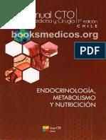 Endocrinologia, Metabolismo y Nutricion CTO Chile