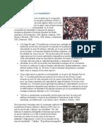 Crecimiento Demográfico y Sostenibilidad