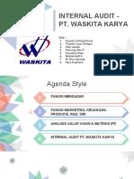 Audit Internal waskita
