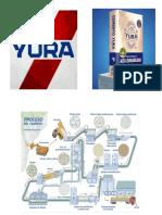 Proceso de Fabricacion Del Cemento Yura