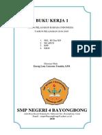 Cover Buku Kerja 1