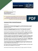 Bay Area Houston Business Development Update