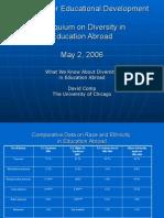 D  Comp AED Colloquium Power Point 5-2-06
