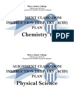 Acid Plan Titles