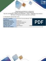 Guia y Rubrica Fase 1 Identificar Los Actores Del Curso y Proponer Una Localización de Planta