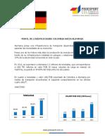 Perfil Logistico de Alemania 2014