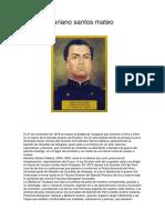 Mariano Santos Mateo