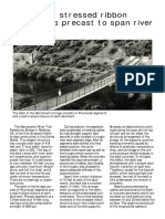 The Concrete Producer Article PDF_ U.S.'s First Stressed Ribbon Bridge Uses Precast to Span River
