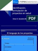 Clase 2 Identificación, Formulación de PS 2012