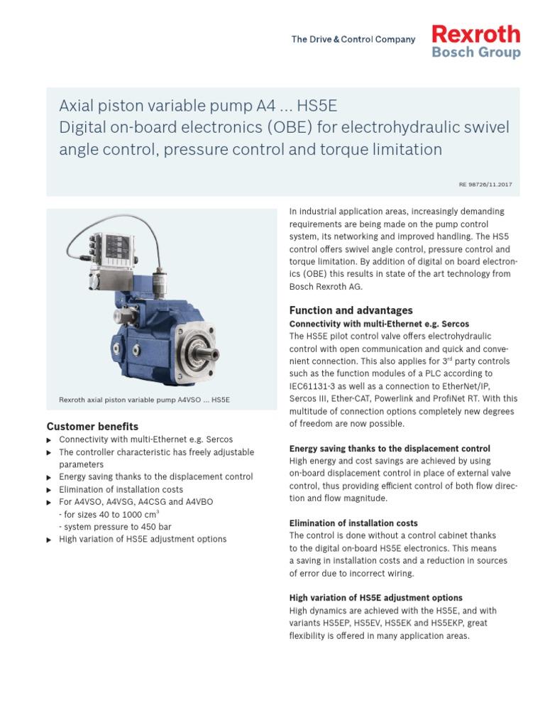 RE98726-11-2017_A4-HS5E_fact-sheet   Pump   Technology