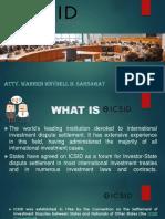 ICSID Report Final.pptx