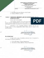 Accountants Seniority