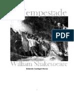 William Shakespeare - Tempestade