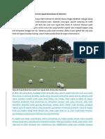 Sejarah Sepak Bola Dan Asal Usul Sepak Bola Dunia