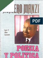 Homero Manzi - Poesía y Política - Luis C. Elen Lascano