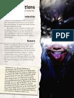 Delta Green RPG - Adv - Reverberations