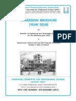 BE Infobook 2018
