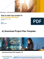 How to Start Your Project(1)
