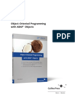 OO Programming With ABAP Objects 2009 (J.Wood) (Index + Chapter 5).pdf