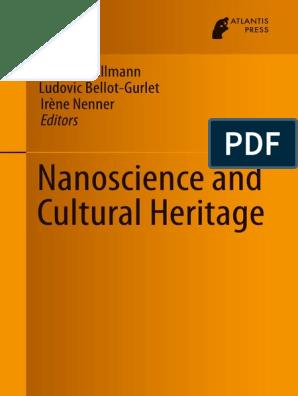 Nanociencia y Patrimonio cultural   Nanotechnology