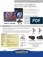 Goodyear Laser Align Tool