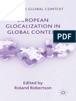 (Europe in a Global Context) Roland Robertson (Eds.)-European Glocalization in Global Context-Palgrave Macmillan UK (2014)
