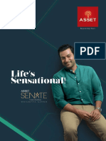 Asset Senate Superlative Luxury Class Living At Kannur !!!