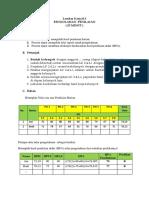 Lembar Kerja 8.3 Pengolahan Hasil Penilaian Harian (KELOMPOK)