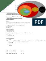 Resumen Matematicas 9 año, Zapandi