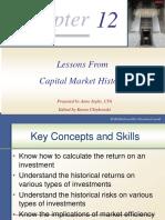 Chapter 12 Capital Market History