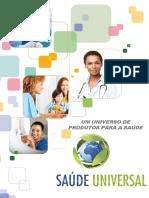 Catalogo SAÚDE UNIVERSAL Universo Produtos Saúde 2018 Export