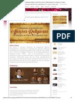 VII Semana Maranata de Expositores Bíblicos