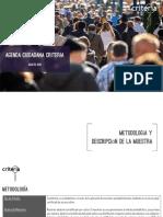Agenda Ciudadana Criteria 2018 Agosto